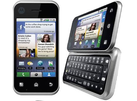 Motorola BackFlip MB300