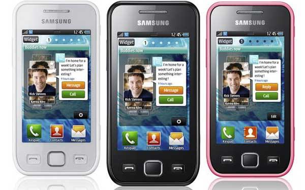 Samsung Wave 575 GT-S5750