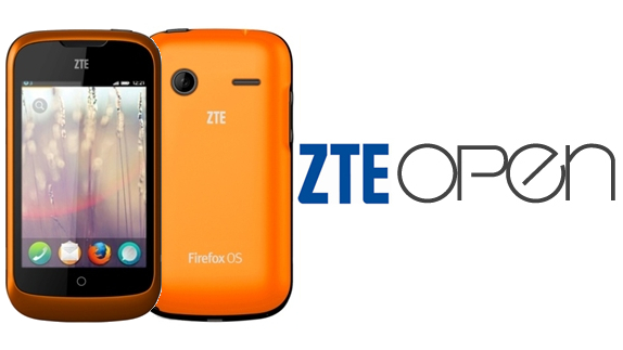 ZTE Open Whatsapp