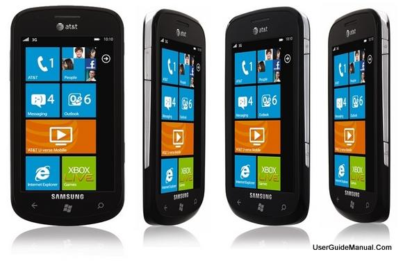 Samsung Focus SGH-i917