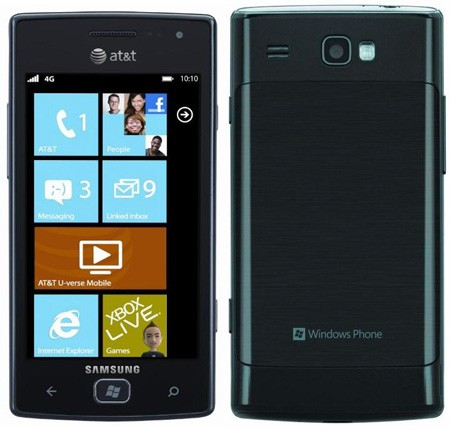 Samsung Focus Flash SGH-i677