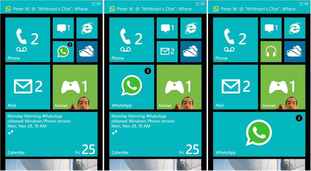whatsapp-windows Phone