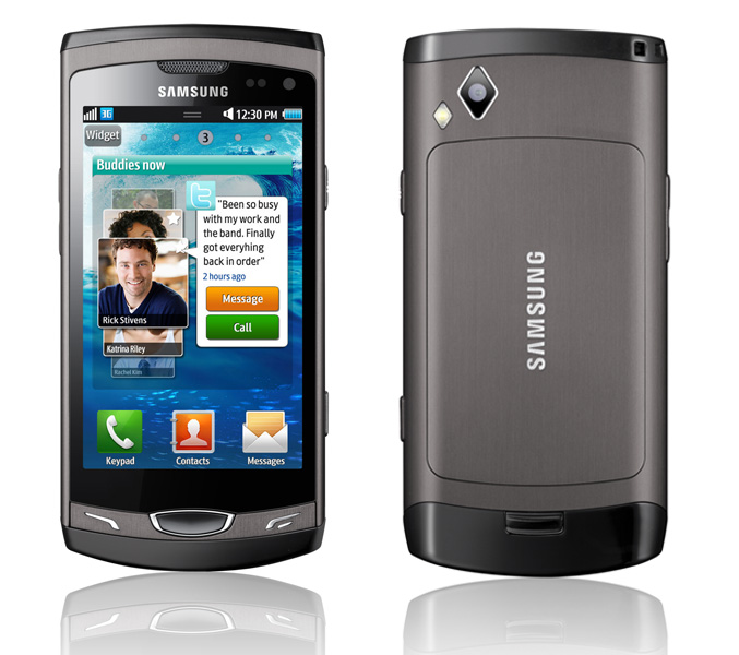 Samsung Wave II GT-S8530 Whatsapp