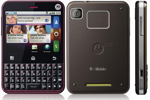Whatsapp para Motorola Charm MB502