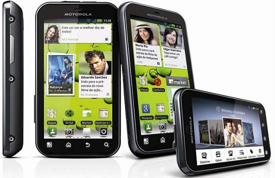 Whatsapp para Motorola Defy MB525