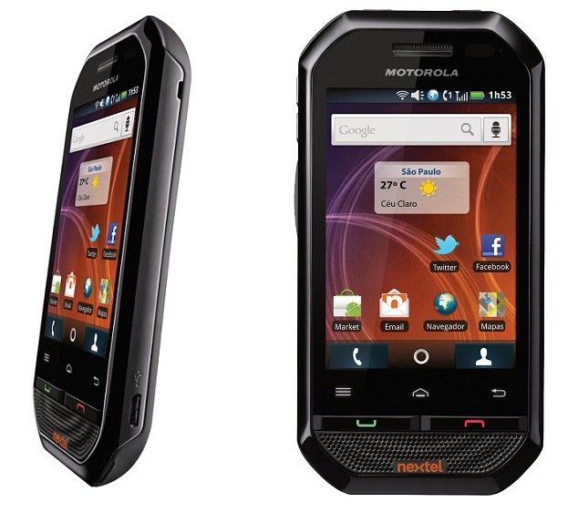 Whatsapp para Motorola i867