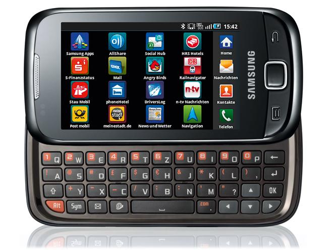 Whatsapp para Samsung Galaxy 551 GT-i5510
