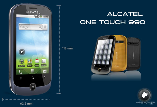 Whatsapp para Alcatel One Touch 990