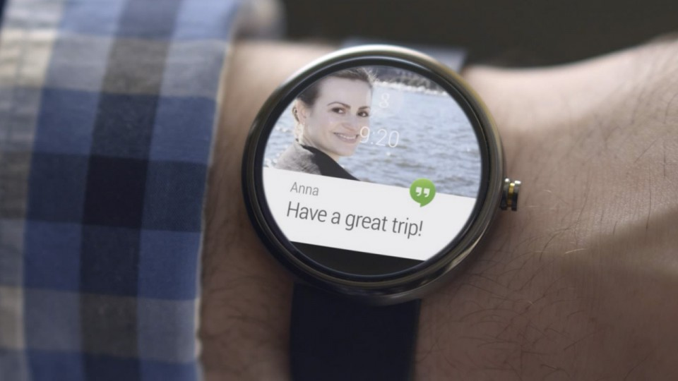Descargar Whatsapp para Android Wear
