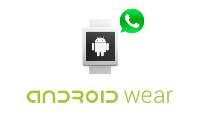 Whatsapp para Android Wear