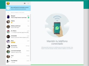 Cómo usar WhatsApp Web en Android e iOS