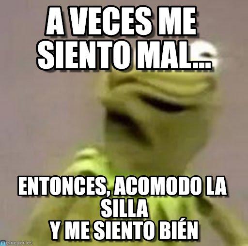 Memes La Rana Rene
