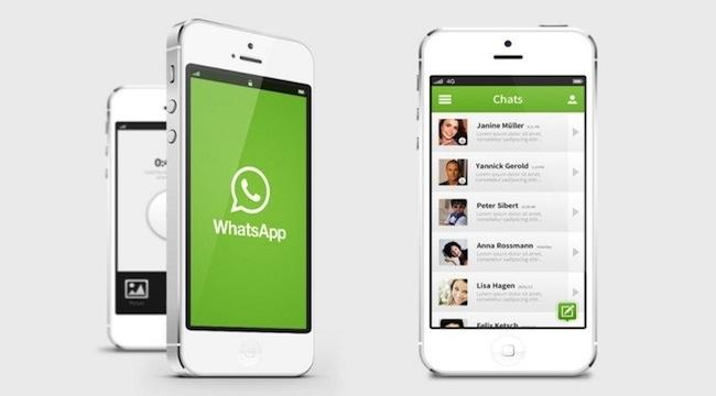 Whatsapp permite ver con quien platicas mas