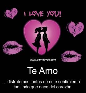 Imagenes de te amo y te quiero para whatsapp gratis