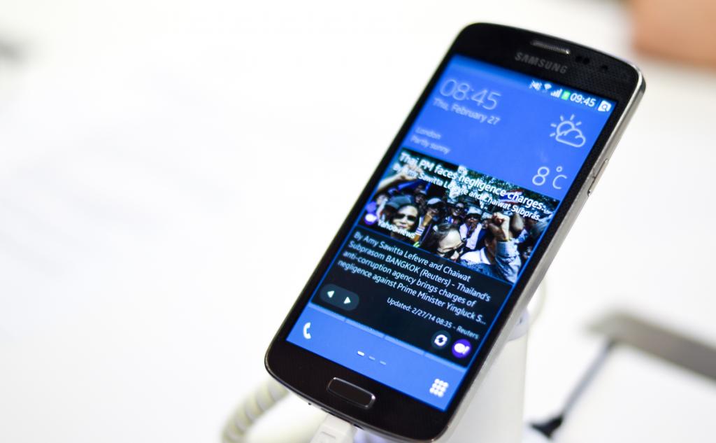 Whatsapp para Samsung Z SM-Z910F