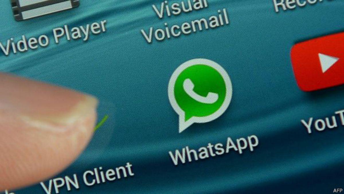 Descargar Aplicación WhatsApp