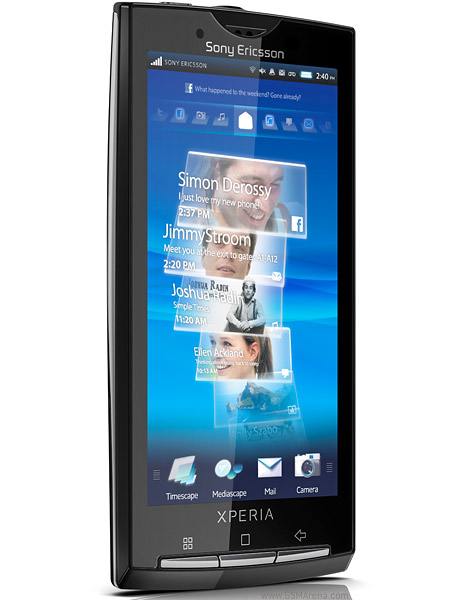 Whatsapp gratis para Sony Ericsson Xperia X10a