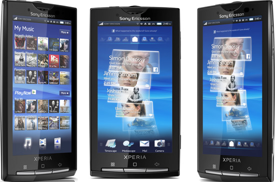 Whatsapp para Sony Ericsson Xperia X10a