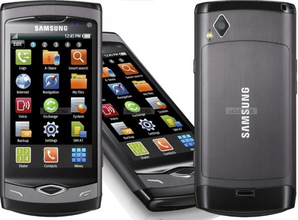 Samsung Wave GT S8500