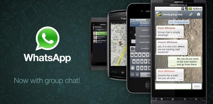 Whatsapp para Android 1.5