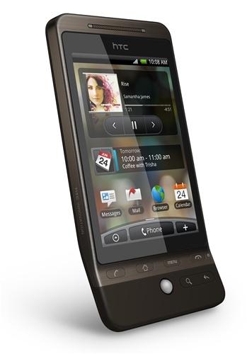 HTC Hero A6262 Black Negro