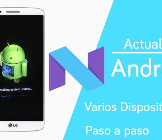 Cómo Actualizar Android
